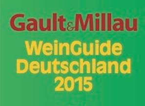 GAULT MILLAU 2015 WÜRTTEMBERGS ABSOLUTE SPITZE
